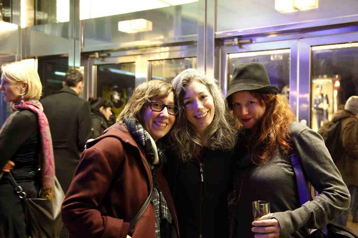 Tricky Women Eröffnung 2015
