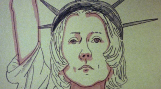 Selfportrait, Maria Lassnig, AT 1971