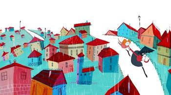 L'homme au parapluie | The Umbrella Man